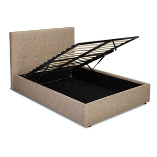Small Double Upholstered Bed Frame Sefton By ClassicLiving