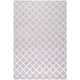 Lavender Nursery Rug Wayfair