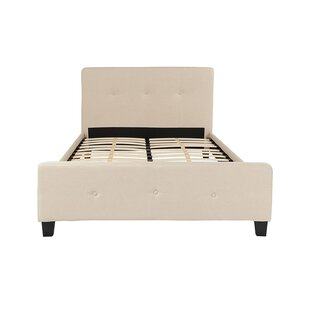Jemima Upholstered Platform Bed