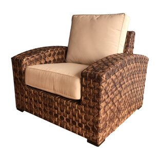 Lankford Patio Chair with Cushions