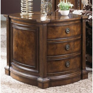 Cachet Commode End Table with Storage