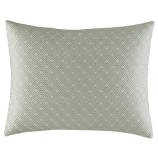 Abacos Embroidered Geo Lumbar Pillow by Tommy Bahama Bedding