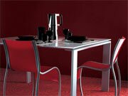 FOUR Table Kartell