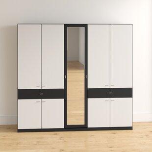 Weimar Extra 2 Door Wardrobe By Rauch