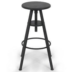 Adjustable Height Swivel Bar Stool by Bel..
