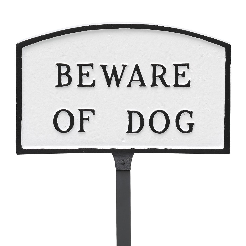 Kitchen Cupboards Montague Gardens: Montague Metal Products Arch Beware Of Dog Statement