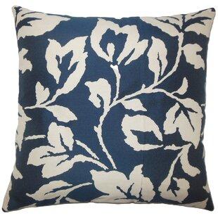 Charlotta Floral Floor Pillow