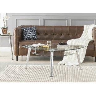 Orren Ellis Tovin 2 Piece Coffee Table Set