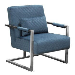 Deals Patel Armchair by Diamond Sofa Reviews (2019) & Buyer's Guide