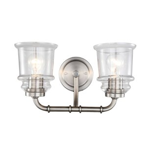 Charlton Home Shifflett 2-Light Vanity Light