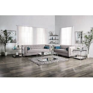Deals Spaulding Configurable Living Room Set by Enitial Lab Reviews (2019) & Buyer's Guide