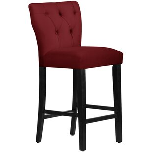 Evelina 31 Bar Stool Wayfair Custom Upholstery™