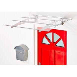 Stillmore W 1.20 X D 0.88m Door Canopy By Sol 72 Outdoor