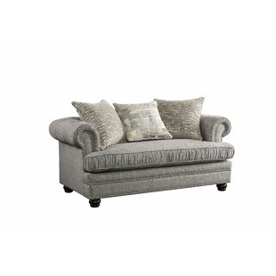 Plymouth Loveseat Gracie Oaks
