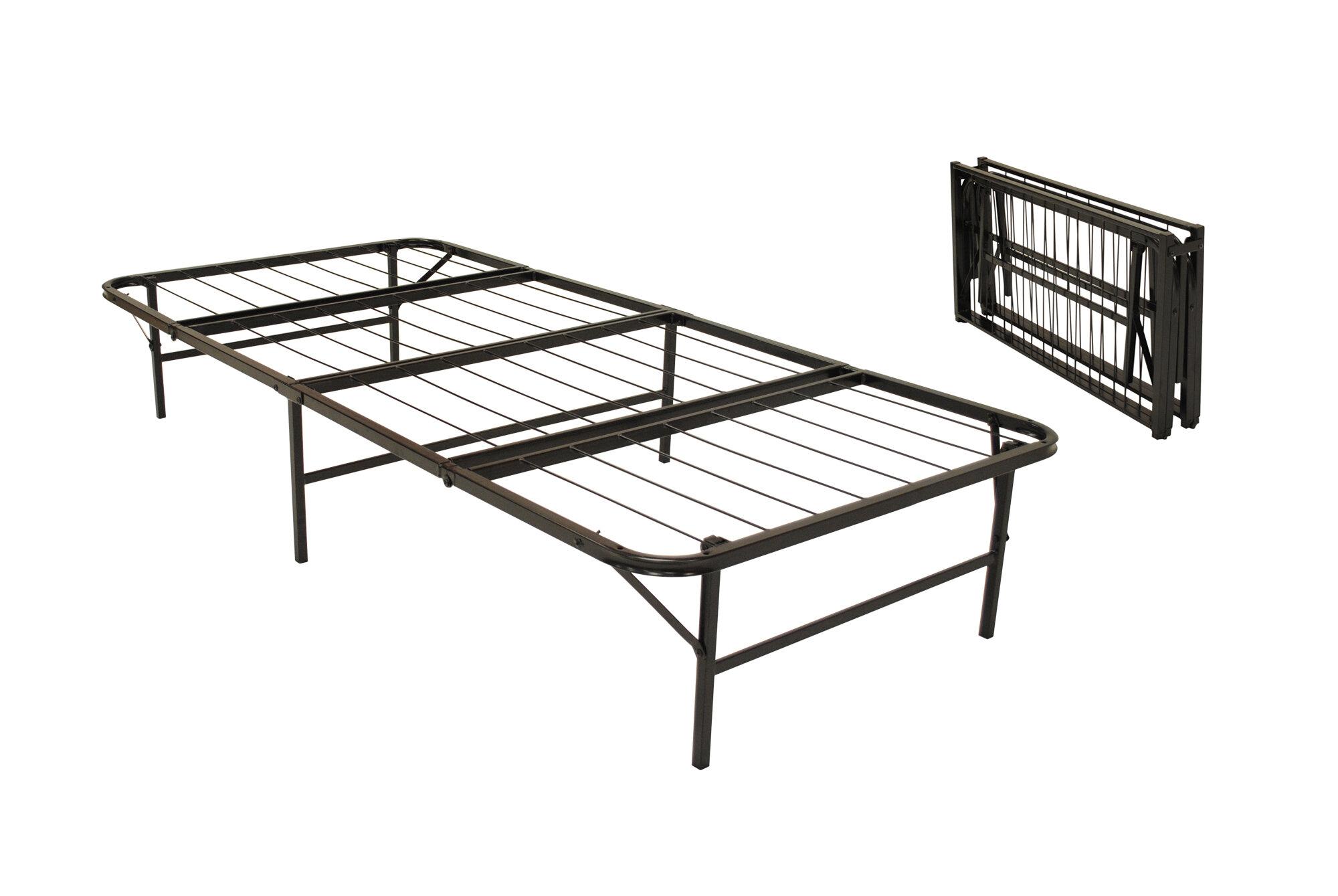 Alwyn Home Damaris Quad Fold Bed Frame Reviews