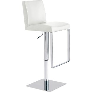 Shopping for Matteo Adjustable Height Swivel Bar Stool by Nuevo Reviews (2019) & Buyer's Guide
