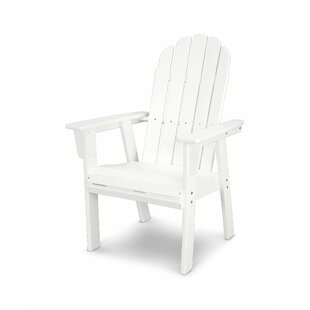Vineyard Plastic Adirondack Chair