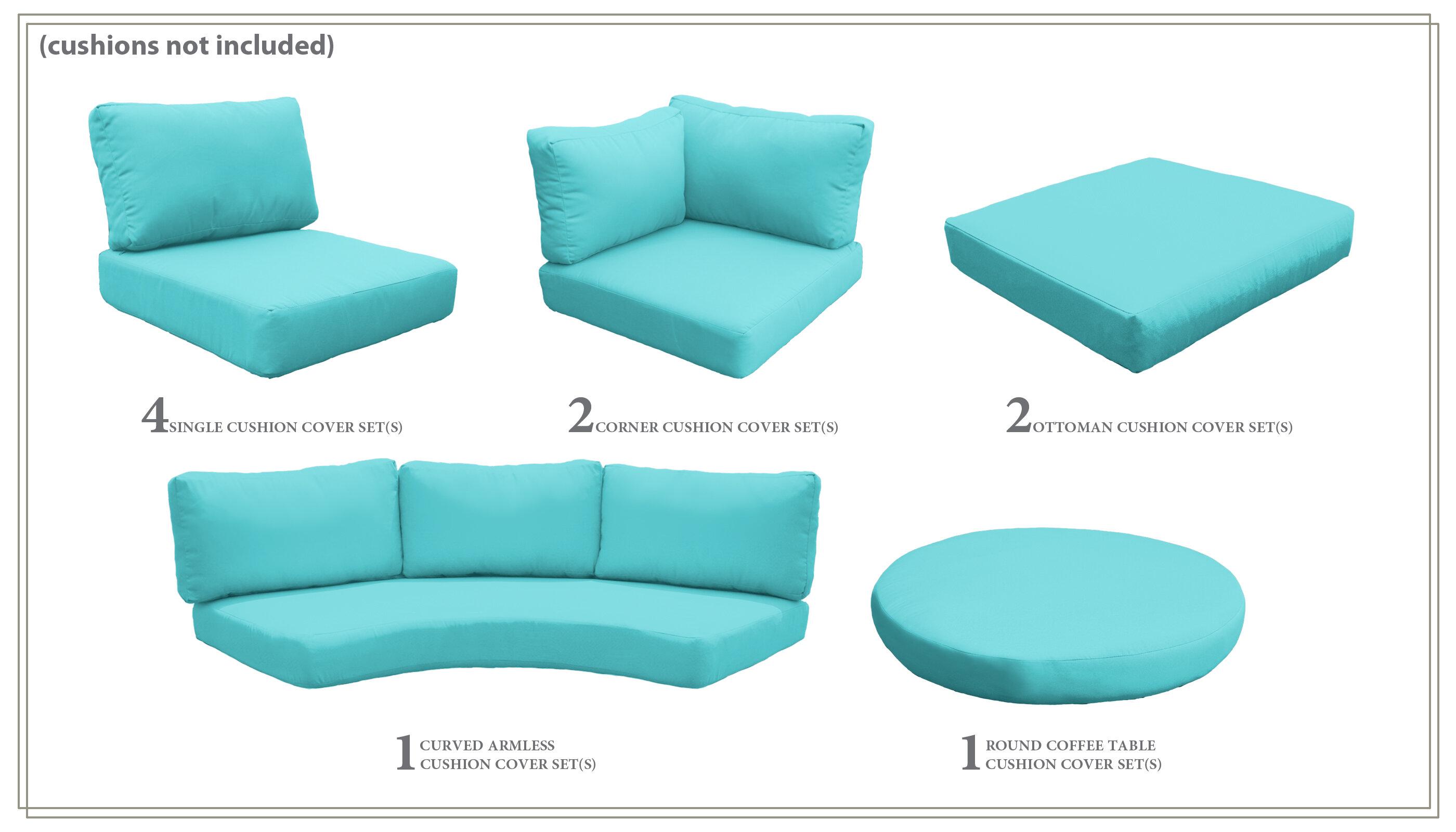 Sol 72 Outdoor Kenwick Indoor Outdoor Cushion Cover Wayfair