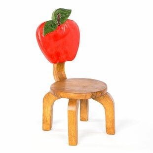 Scaife Apple Children's Chair By Zoomie Kids