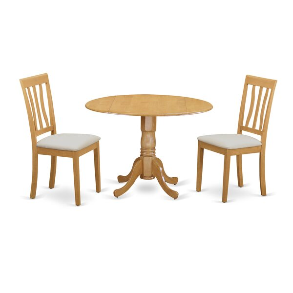 Charlton home gloucester piece dining set wayfair