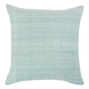 Chambray Indoor/Outdoor Throw Pillow