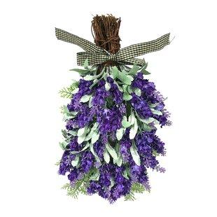 Door Hanging Lavender Floral Arrangement