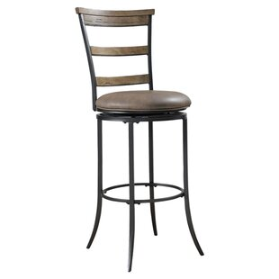 Rocio 26 Swivel Bar Stool Alcott Hill