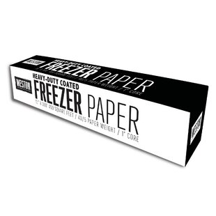 Heavy Duty Coated Freezer Paper