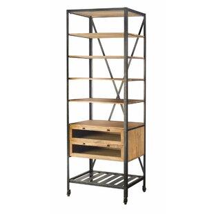 Emelina Etagere Bookcase