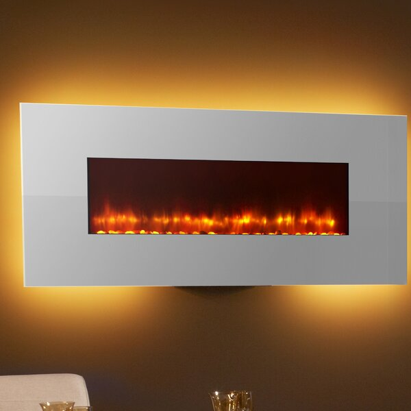 Simplifire Linear Wall Mount Electric Fireplace & Reviews | Wayfair.ca