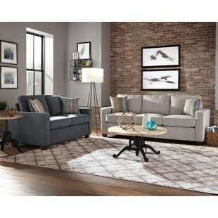 17 Stories Cowell 2 Piece Coffee Table Set