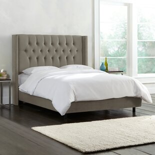 Willa Arlo Interiors Brunella Upholstered Panel Bed