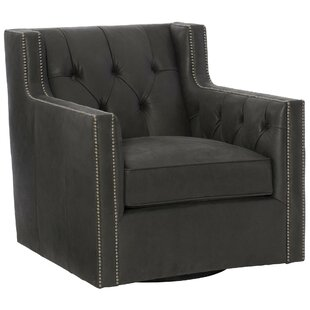Candace Swivel Club Chair by Bernhardt