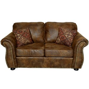 Elk River Loveseat by Porter International Designs