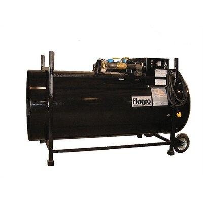 1000000 BTU Portable Natural GasPropane Forced Air Utility Heater Flagro
