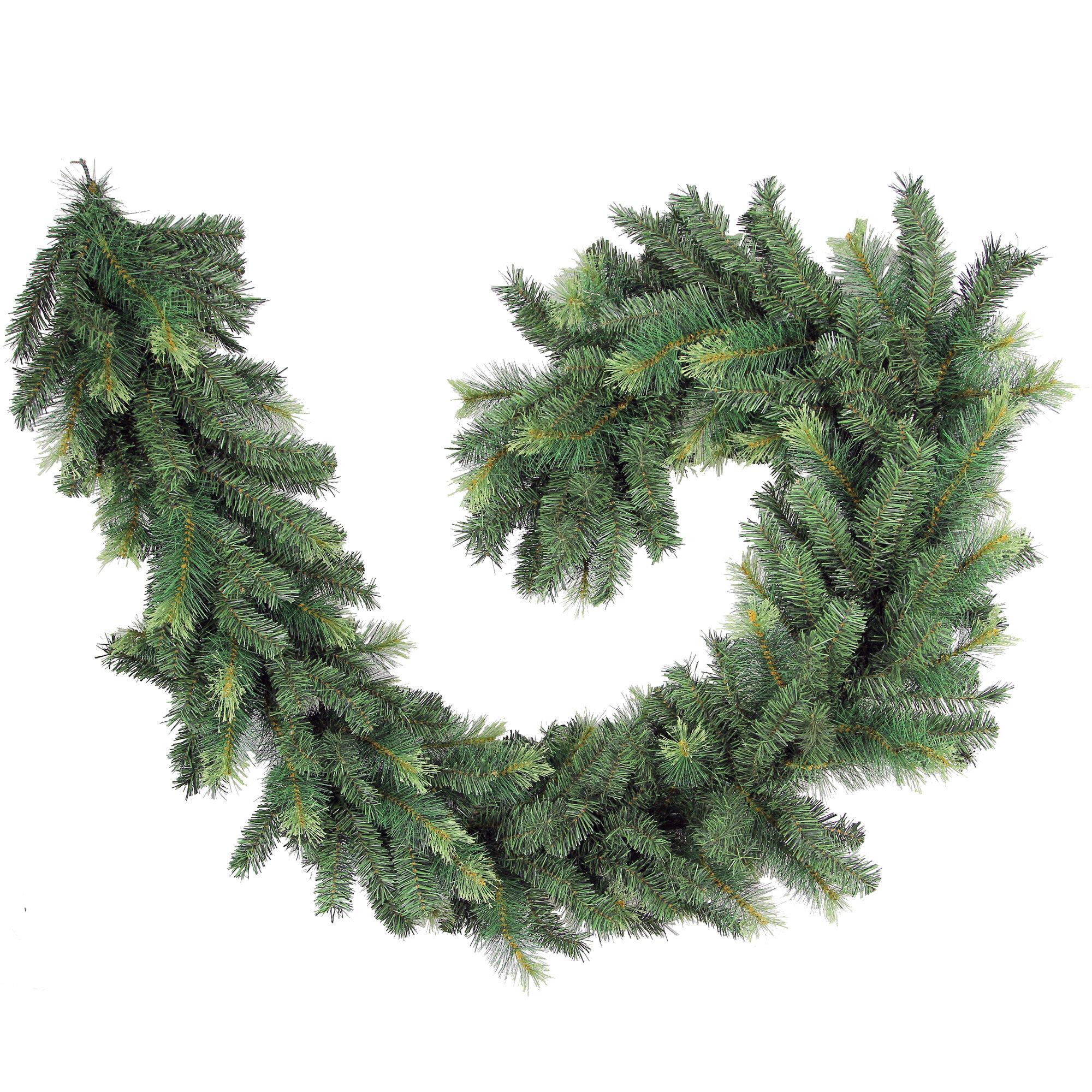 Christmas Pine Garland.Christmas Pine Garland