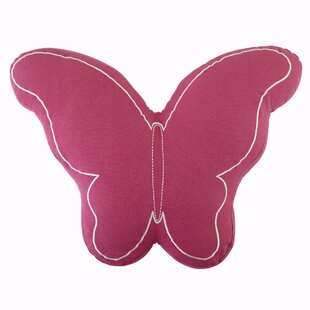 Sprowston Butterfly Pillow