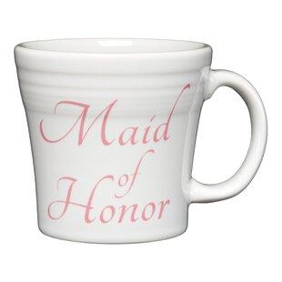 Tapered Maid of Honor Coffee Mug