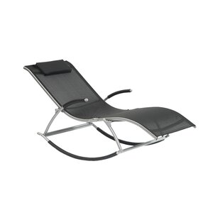 SunTime Outdoor Living Monte Carlo Chaise Lounge