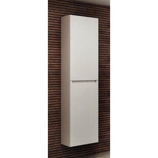 Mcdade 172 X 45cm Wall Mounted Tall Bathroom Cabinet By Brayden Studio