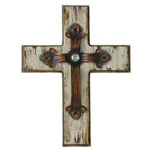 Beautiful Wood Cross Wall Décor