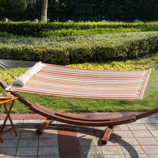 Sundale Outdoor Lazy Daze Deluxe Double Tree Hammock