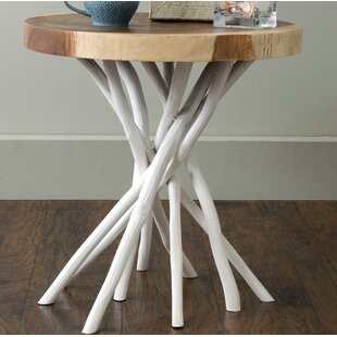 Best Price Stilwell End Table By Loon Peak