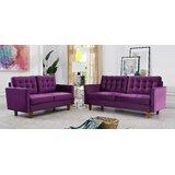Vicki Standard Configurable Living Room Set by George Oliver