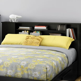 Top Reviews Fusion Bookcase Headboard by South Shore