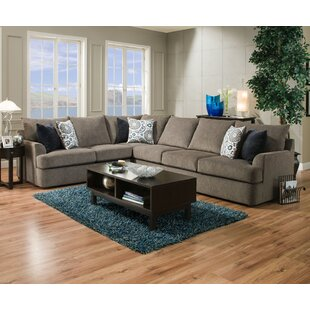 Seminole Simmons Sectional by Red Barrel Studio Cheap