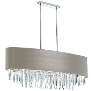Everly Quinn Pia 8-Light Chandelier