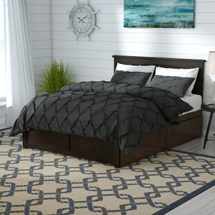 Comparison Graham Storage Platform Bed by Beachcrest Home Reviews (2019) & Buyer's Guide
