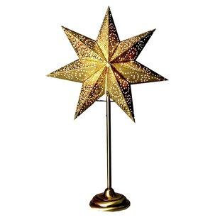 Star On Base Lamp By The Seasonal Aisle