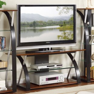 Bobkona Jasper TV Stand for TVs up to 48